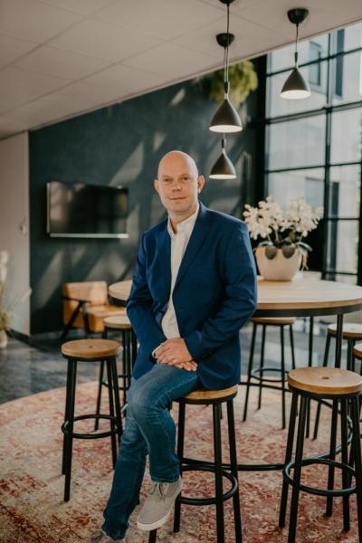 Sander Bergboer, - Senior adviseur Milieu - Compliancemanagement HSE
